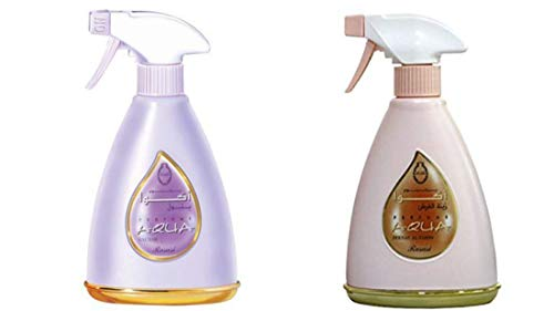 Aqua Zeenat and Kauser Air Freshener - 375 ML (12.7 oz) I Nabeel Air Fresheners I Aromatic Essential Oil Spray I Long Lasting Room Fragrance I by Rasasi Perfumes