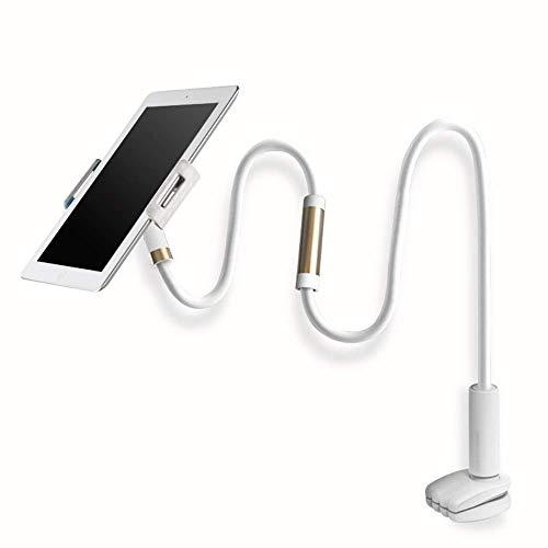 Soporte de Tableta Ajustable Personas de Noche Lazy Lazy Desktop Universal Tablet Phone Stand Compatible con Varias tabletas (Color: Oro Rosa, Tamaño: Un tamaño) ZDWN