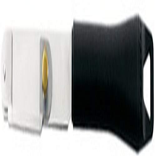 Paderno Aspergeschiller, Zwart, 24 cm