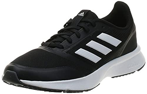 Adidas Nova Flow, Zapatillas para Correr para Hombre, Black Grey Blue, 40 EU