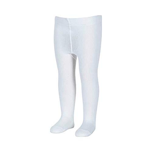 Sterntaler Mädchen Komfortstrumpfhose, Weiß (Weiss 500), 116