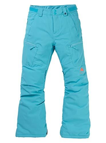 Burton Mädchen Snowboard Hose Elite Cargo, Blue Curacao, L, 11583104401
