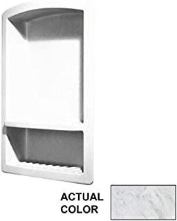 Swan RS02215.131 Solid Surface Single Shower Shelf 4.3