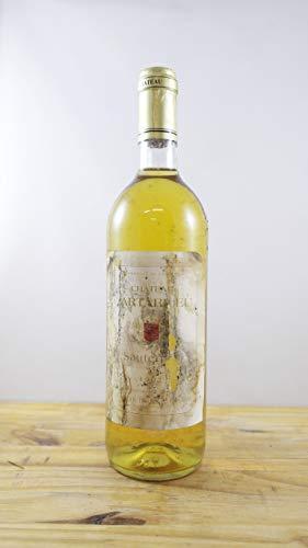 Vino Cosecha 1992 Château Partarrieu Botella