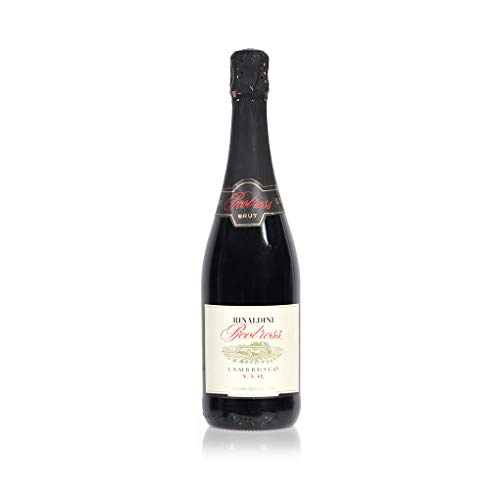Rinaldini – Spumante Lambrusco Pjcol Ross (box 6 x 0,75l) Mr.