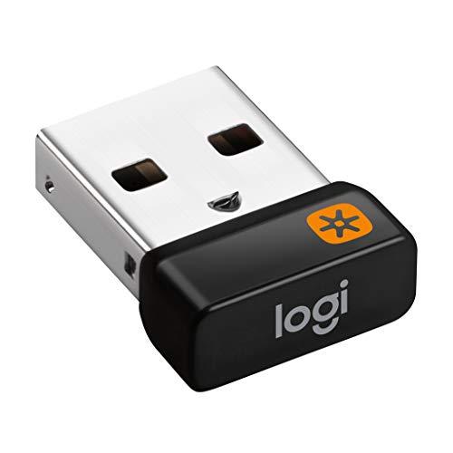 ロジクール Unifying レシーバー RC24-UFPC2 USB 無線 ワイヤレス RC24-UFPC windows mac 国内正規品 2年間...