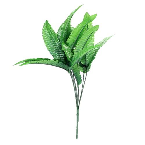 Mxtech Plantas Artificiales, Plantas Artificiales al Aire Libre Plantas Artificiales al Aire Libre, Plantas Artificiales al Aire Libre para el hogar Festival Decoración...