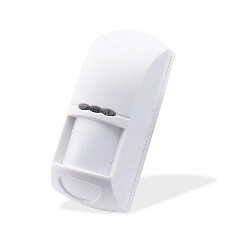 INSTAR IN-Motion 500 (Version 2) PIR/Mikrowellen Bewegungsmelder für Außenbereich inkl. 4 m Anschlusskabel/Netzteil