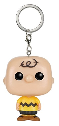Funko - POP Keychain: Peanuts - Charlie Brown