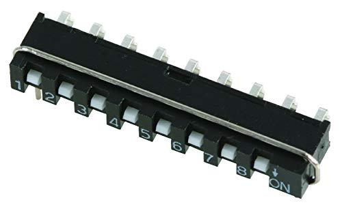 SIP-06A Milwaukee Mall - Great interest DIP SIP Switch Throug Flush Slide Circuits 6