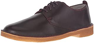 CLARKS Men's Desert London Nut Brown Leather Oxford 7.5 D (M) (B01AAVJRO8) | Amazon price tracker / tracking, Amazon price history charts, Amazon price watches, Amazon price drop alerts