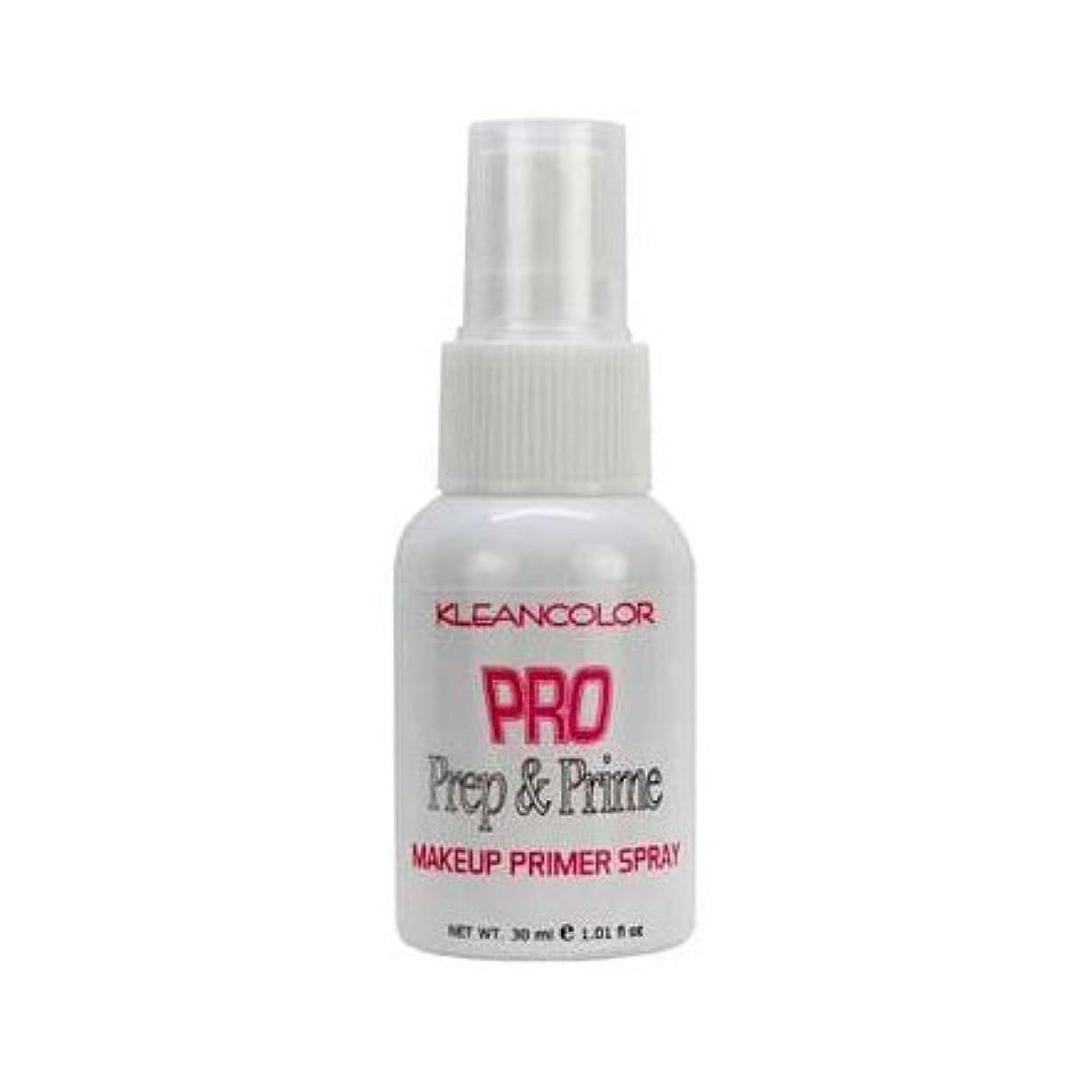 ハンマー普通の誤解させる(6 Pack) KLEANCOLOR Pro Prep and Prime - Makeup Primer Spray (並行輸入品)
