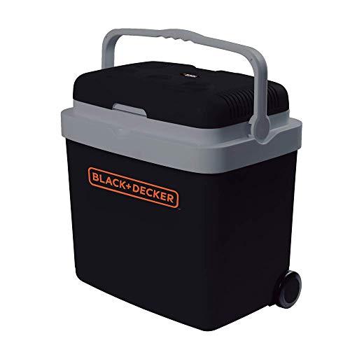 BLACK+DECKER Mini Geladeira de 33L 12V Cinza BDC33L