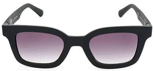 adidas Sonnenbrille AOR023 Occhiali da Sole, Nero (Schwarz), 48.0 Unisex-Adulto