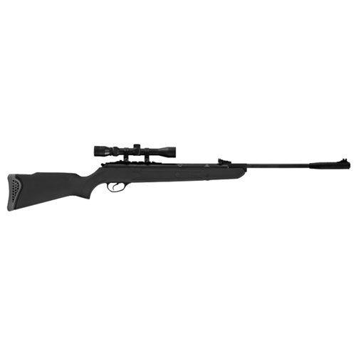 Hatsan Model 125 Combo Vortex Piston .25 Rifle, Black