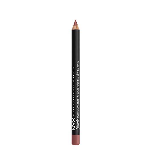 NYX PROFESSIONAL MAKEUP Suede Matte Lip Liner - Cyprus, Light Pastel Pink