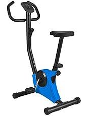 Fitness World Exercise Bike, CF-937F (Blue)