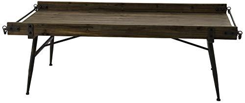 Amadeus Table Basse en Bois et métal Markus