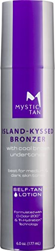 Mystic Tan Self-Tanning Lotion with Bronzer