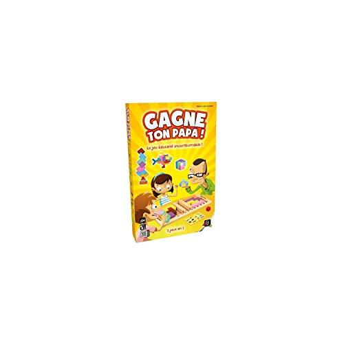 GIGAMIC- Jeu de Réflexion-Gagne Ton Papa, GZFGP