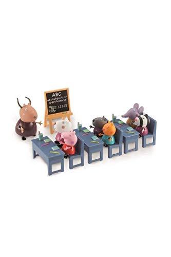 , escuela peppa pig Carrefour, MerkaShop