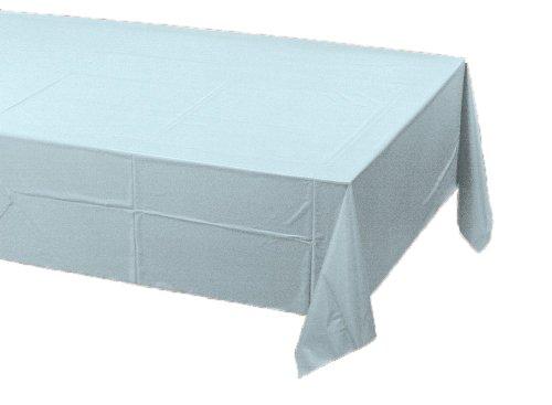 Tovaglia Carta 137 x 274 cm Azzurro Pastello Pastel Blue