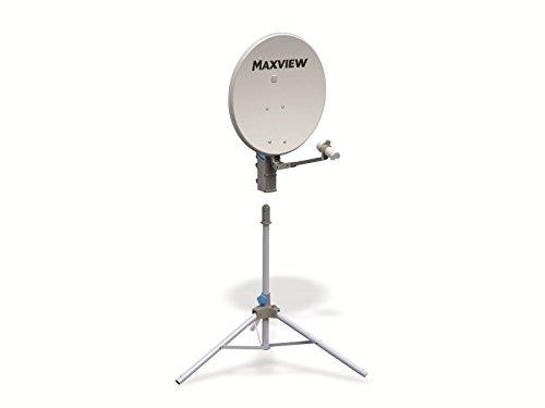 Maxview MXL012/55 Precision Single Satellite Kit, 55 cm