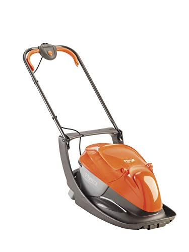 Flymo Easi Glide 300 Electric Hover Collect Lawn Mower - 1300W, 30cm Cutting Width, 20L Grass Box, Foldable Handles, Fully Assembled