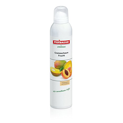 Wellness Cremeschaum Frucht PediBaehr, 300 ml