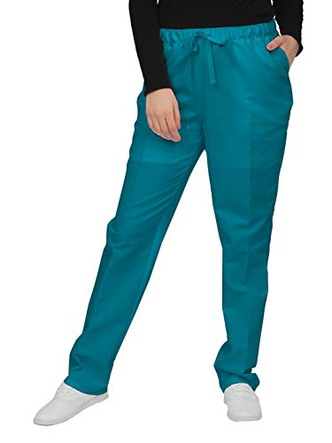 Ditmo Uniformes Pantalon Azucena Unisex, Turquesa 638, G