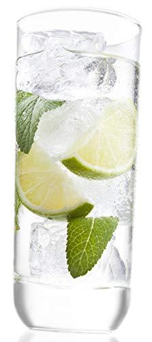 Vacu Vin 7647060 Verre Cocktail Long Drink Lot de 2