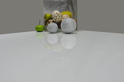 Euro Tische Esszimmertisch weiß Bild 2*