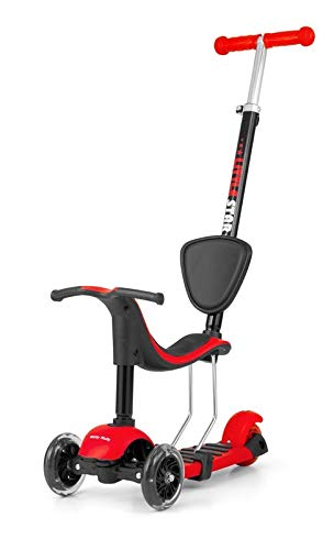 Milly Mally 3in1 Little Star Pusher Scooter