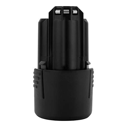 Exmate 10.8V 2500mAh batteria di ricambio agli ioni di litio per Bosch 2607336013 2607336014 BAT411 BAT411A BAT412A