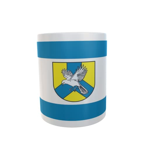 U24 Tasse Kaffeebecher Mug Cup Flagge VG Elbe-Elster