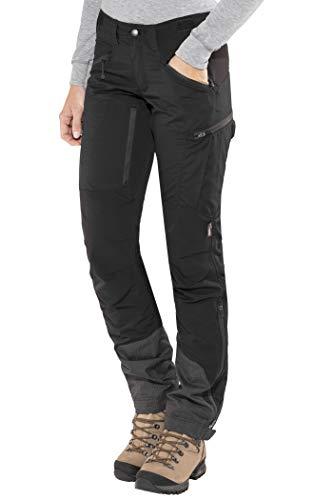 Lundhags Makke - Pantalon - noir Modèle 44 2017