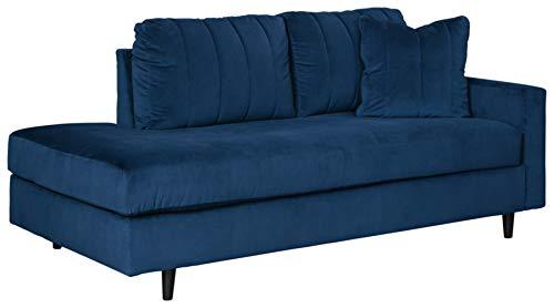 Enderlin Modern Velvet Corner Chaise