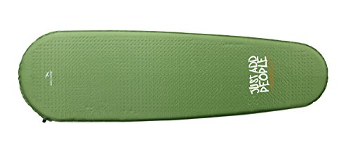 Easy Camp 300037 Matelas Gonflable Mixte Adulte, Vert, 3.8 cm