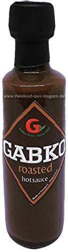 Geröstete Chilisauce 100ml - GABKO