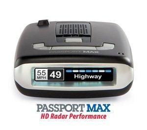 Escort Passport MAX HD Radarwarner