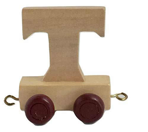 Holz namenszug | Buchstabenzug holzzug | Holz buchstabenzug namenszug für den Namen der Kinder (Buchstabenzug T)