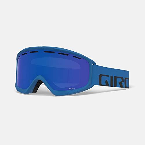 Giro Snow Index Masque de Ski pour Homme Bleu Taille Unique