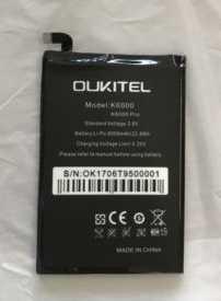 Todobarato24h Bateria OUKITEL K6000 Pro 6000mAh Li-Ion