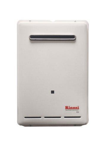 Rinnai V53eP Tankless Hot Water Heater, V53eP-Propane/5.3 GPM