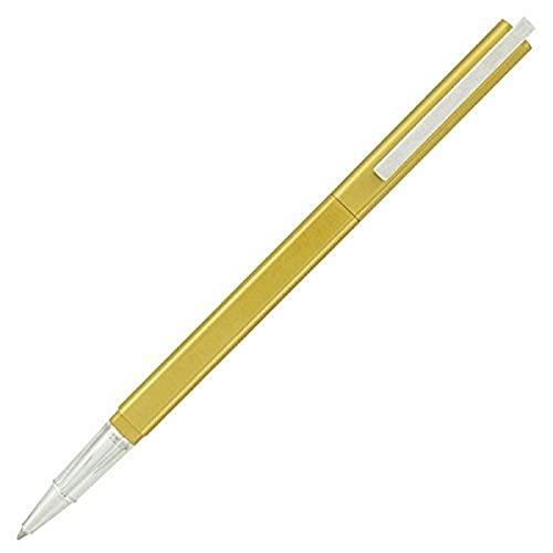 MONTEVERDE Cube Rollerball Pen Brass (MV32316)