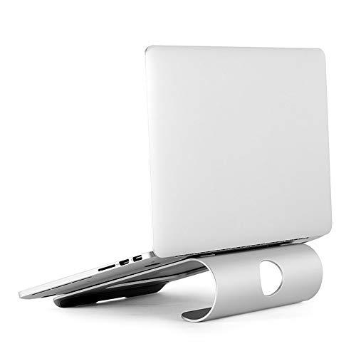 Laptopstandaard voor op kantoor op de groeiende radiator, dubbelzijdig ontwerp, solide houder