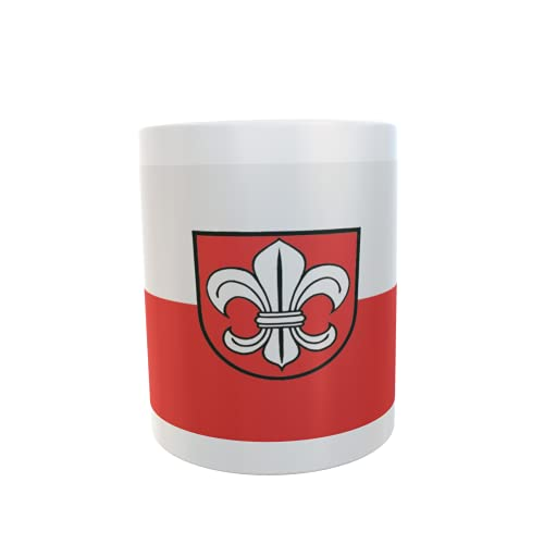 U24 Tasse Kaffeebecher Mug Cup Flagge Holzgerlingen