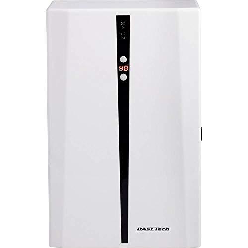 Basetech Luftentfeuchter 20 m² 72 W 0.03 l/h Weiß