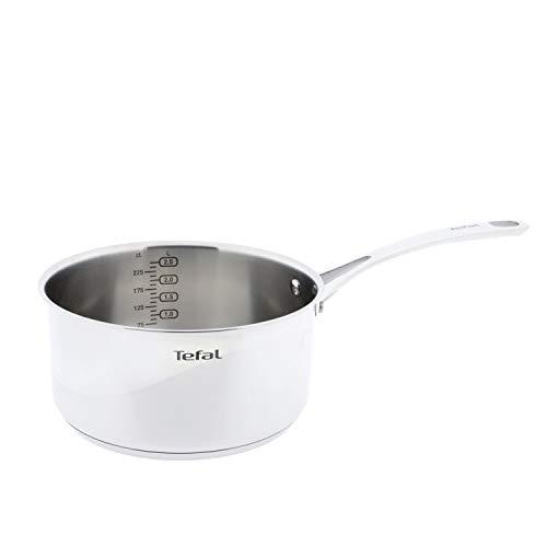 Tefal Ever Cook - Sartén para salsas (20 cm de diámetro, base de inducción, apta para todo tipo de fuegos)
