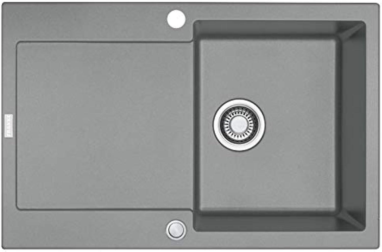 Franke Maris MRG 211 Steingrau - 11745 Granitspüle Exzenterbettigung